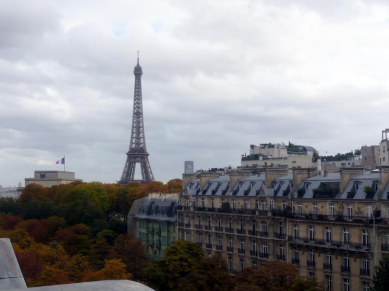 Vente appartement Paris 16ème 382000€ - Photo 2