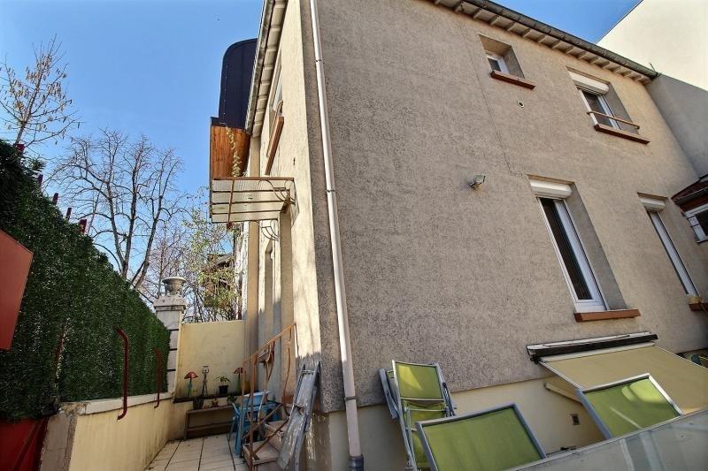 Sale house / villa Issy les moulineaux 920000€ - Picture 1