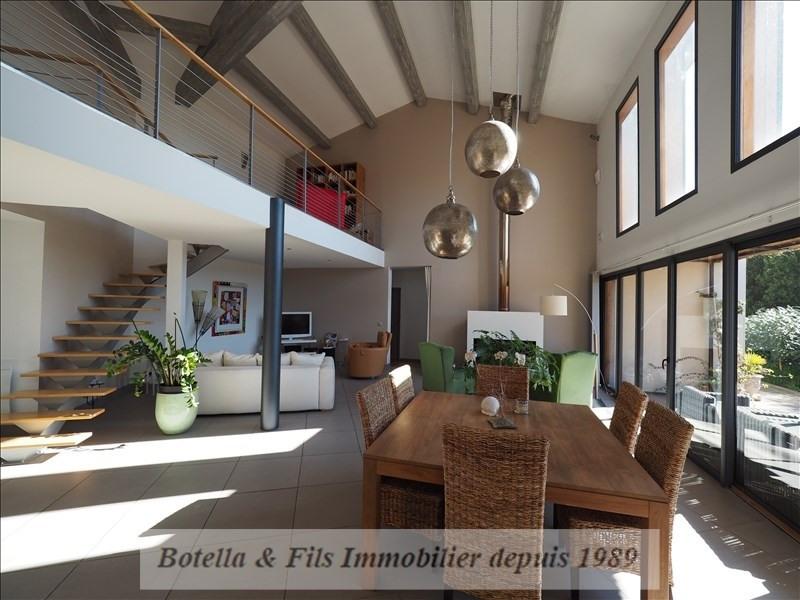 Verkoop van prestige  huis Uzes 575000€ - Foto 1
