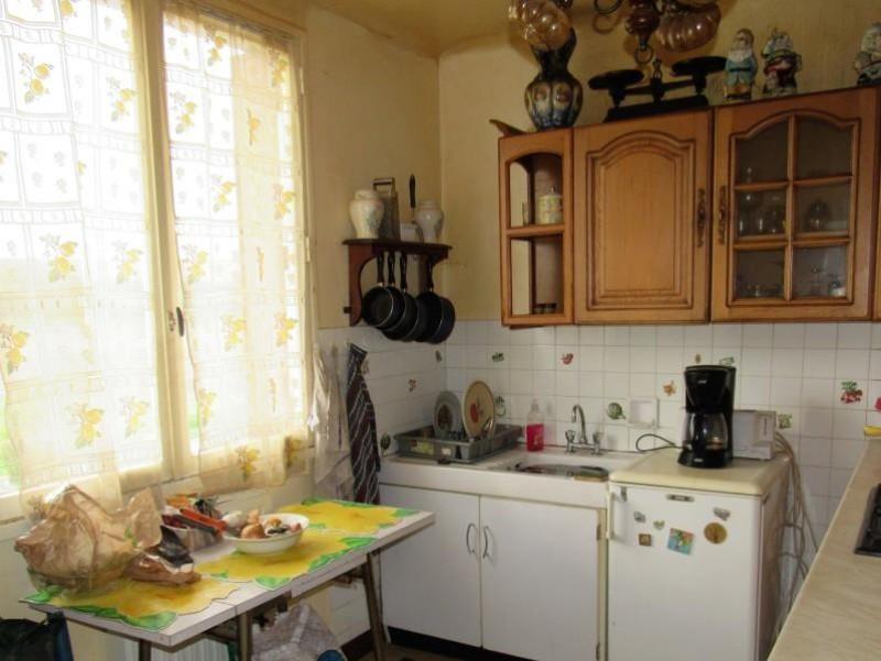 Sale house / villa Breval 143000€ - Picture 5