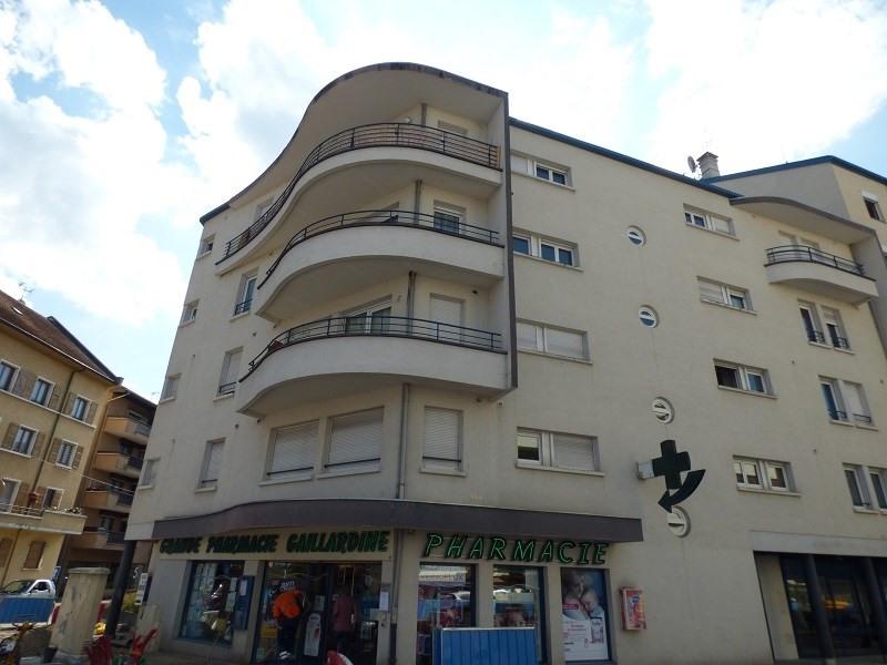 Rental apartment Gaillard 864€ CC - Picture 1