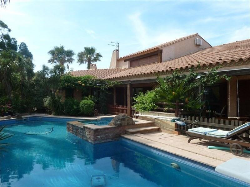 Vente de prestige maison / villa Canet en roussillon 749000€ - Photo 1