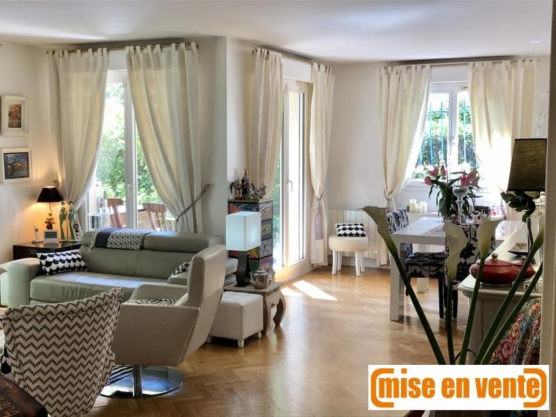 Sale apartment Nogent sur marne 568 000€ - Picture 2