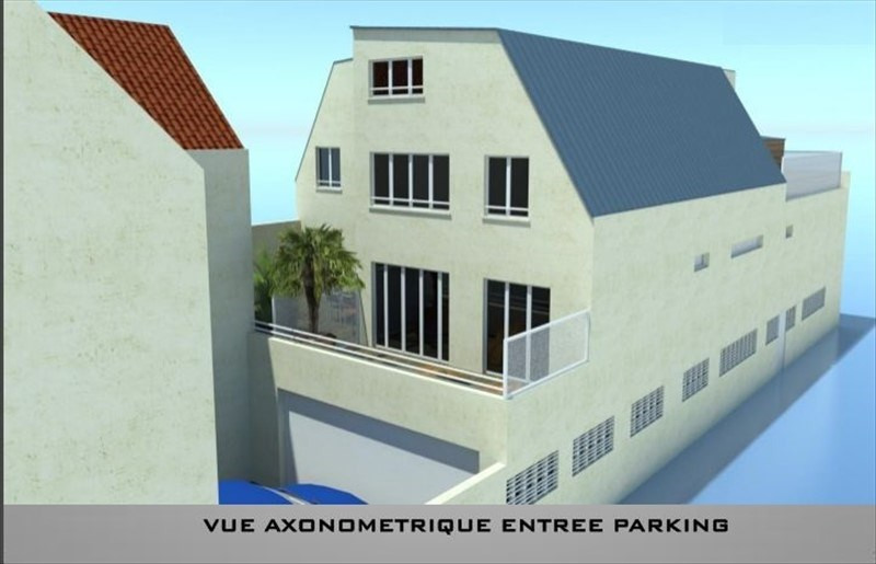 Sale building Bezons 600 000€ - Picture 1