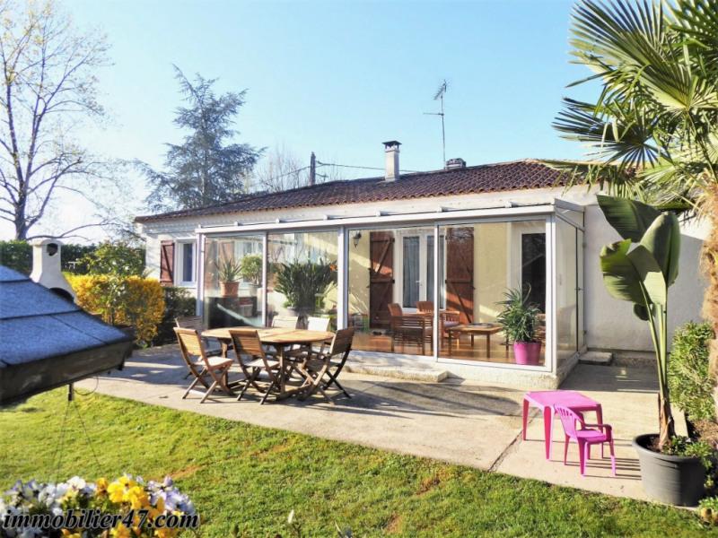 Villa granges sur lot - 4 pièces - 85 m²