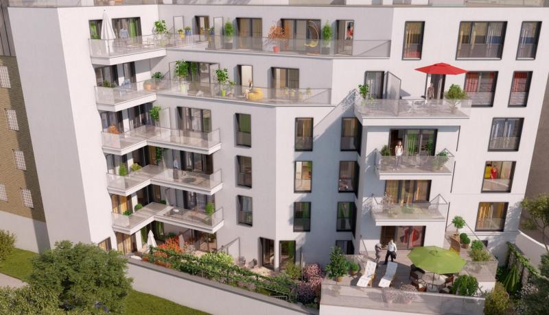 Vendita nuove costruzione Boulogne-billancourt  - Fotografia 1