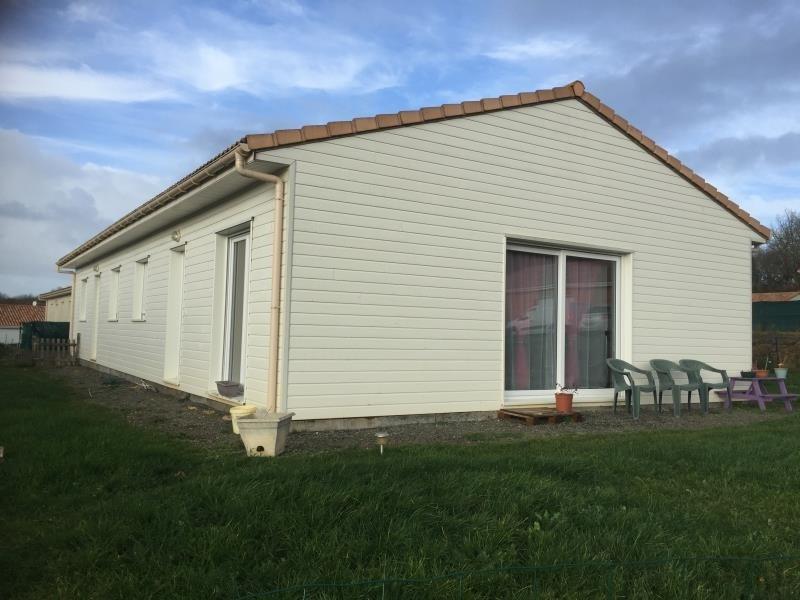 Vente maison / villa Liguge 144000€ - Photo 1