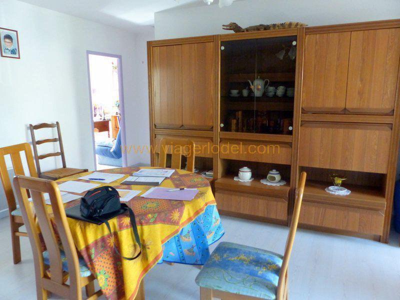 Vendita nell' vitalizio di vita casa Fleury 66000€ - Fotografia 5