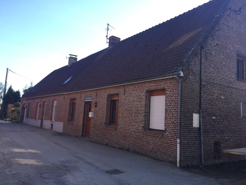 Vente maison / villa Broxeele 168000€ - Photo 1