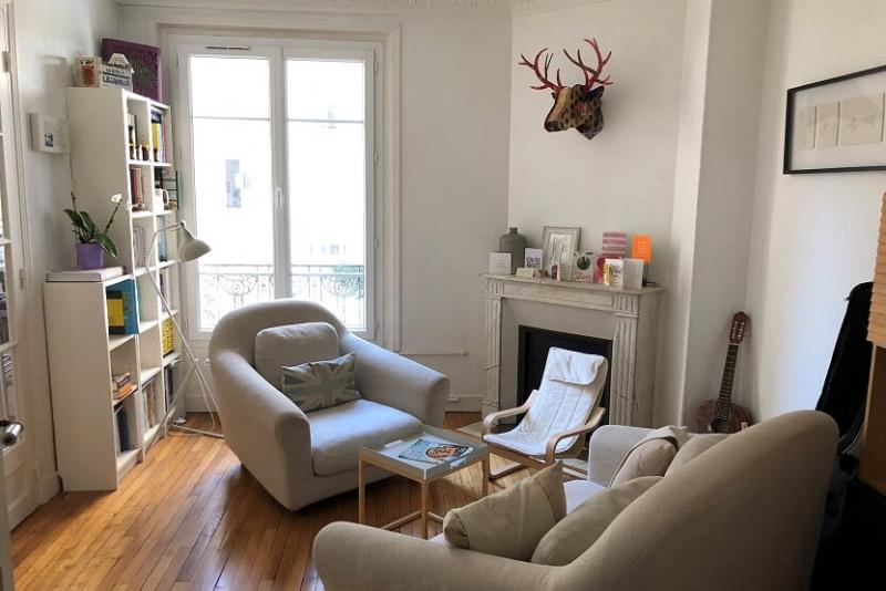 Sale apartment Asnières-sur-seine 549000€ - Picture 2