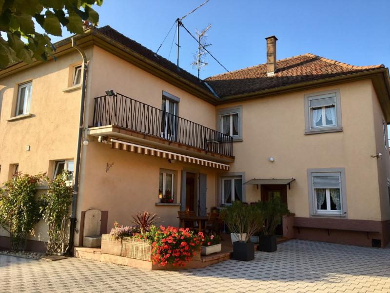 Sale house / villa Stutzheim-offenheim 499000€ - Picture 1
