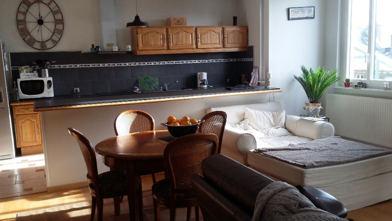 Sale apartment Saint quentin 153 700€ - Picture 2