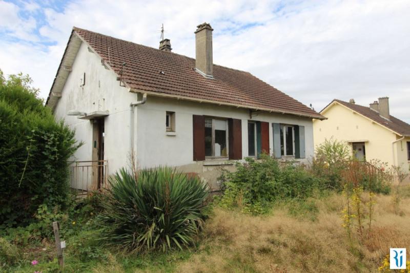 Vente maison / villa Franqueville saint pierre 130000€ - Photo 1