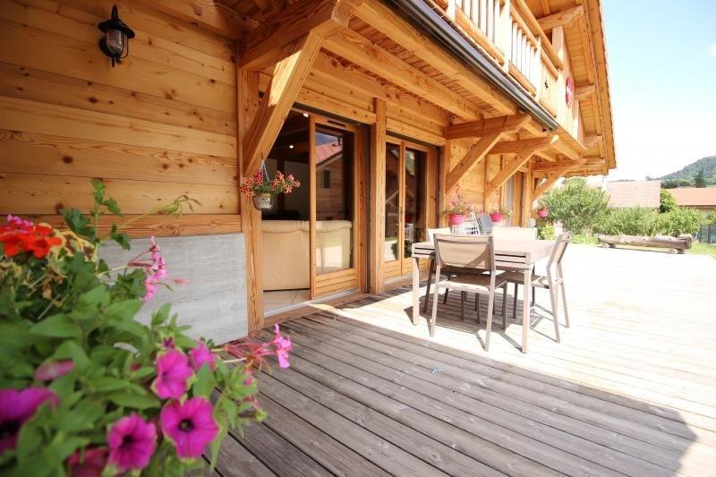 Deluxe sale house / villa Mont saxonnex 565000€ - Picture 9