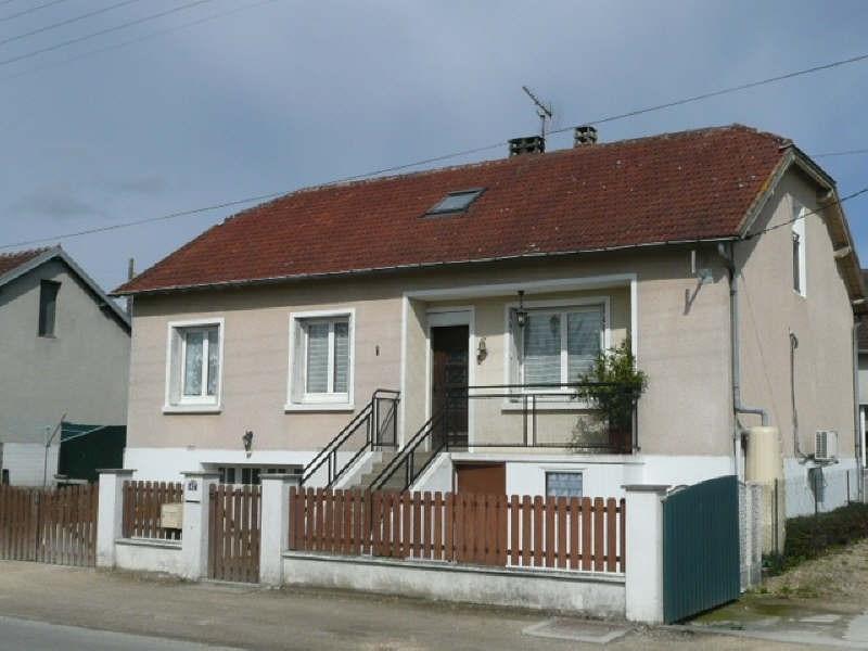 Vente maison / villa Cher 129000€ - Photo 2