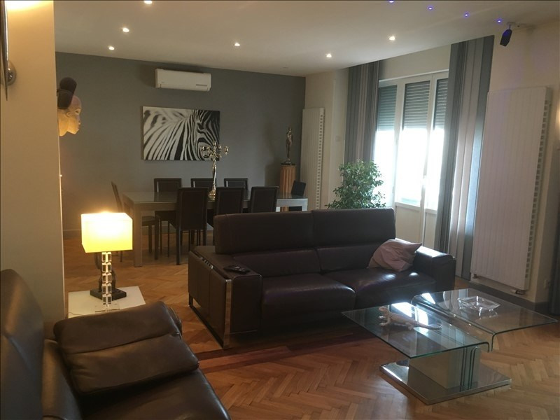 Sale apartment Chambery 330 000€ - Picture 1