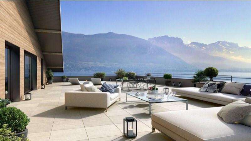 Vente de prestige appartement Annecy 778000€ - Photo 5