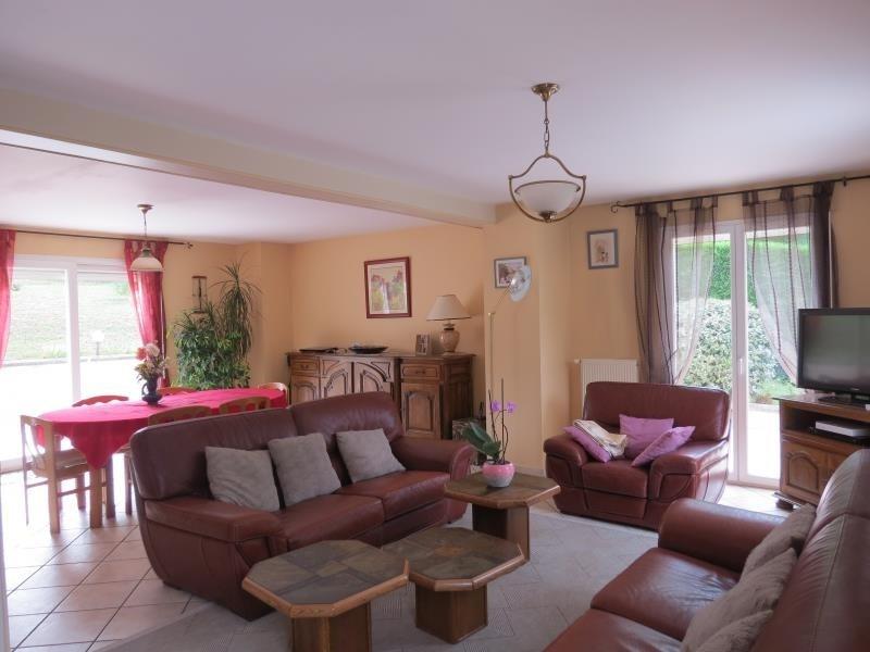 Vente maison / villa Parmain 630000€ - Photo 4