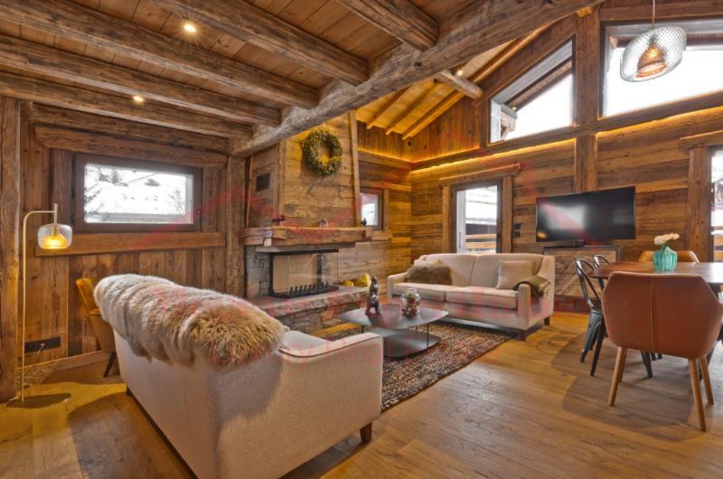 Vente de prestige maison / villa Megeve 1450000€ - Photo 2
