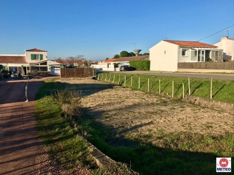 Verkauf grundstück La tranche sur mer 112725€ - Fotografie 1