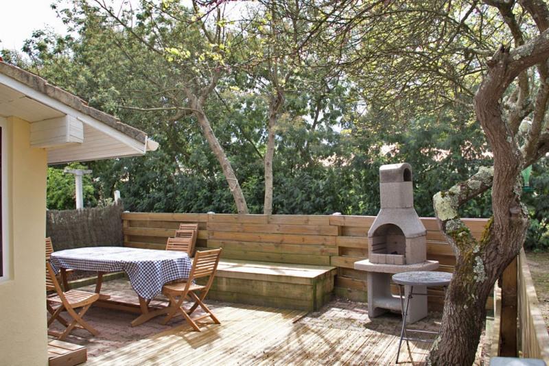 Vacation rental house / villa Mimizan 440€ - Picture 1