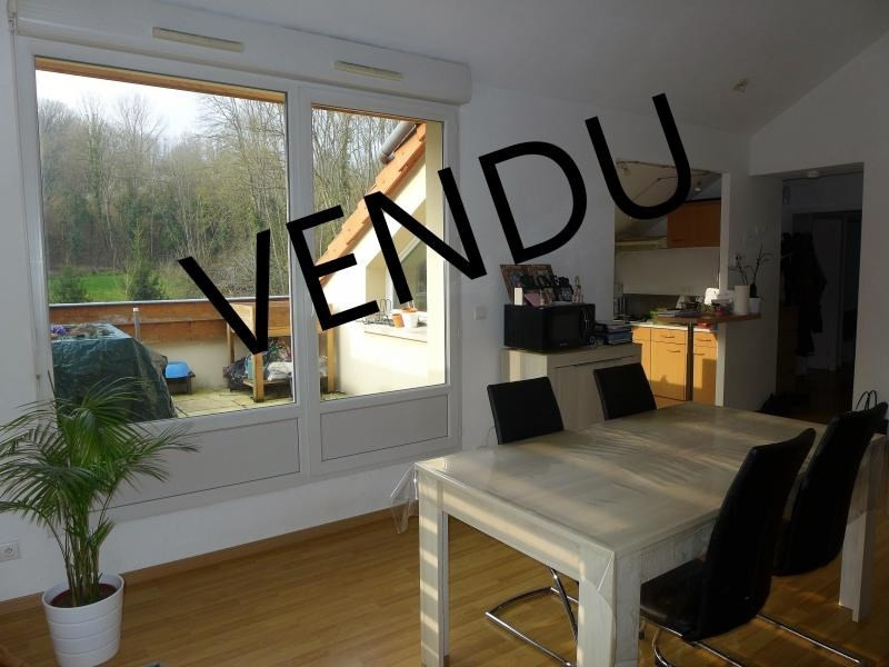 Vente appartement Moulins les metz 177 200€ - Photo 1