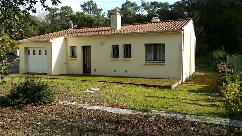 Sale house / villa Jard sur mer 254800€ - Picture 1
