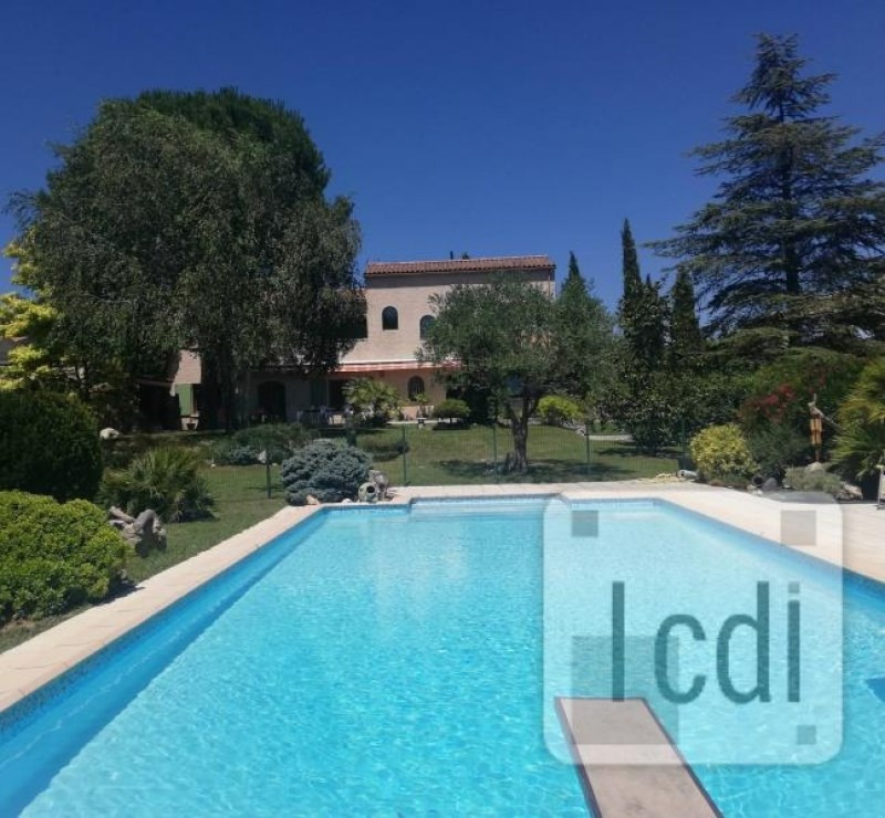 Vente maison / villa Montboucher-sur-jabron 540000€ - Photo 5