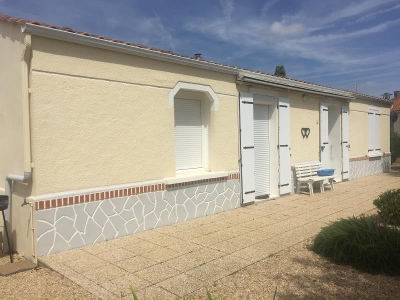 Vente maison / villa Jard sur mer 187200€ - Photo 1