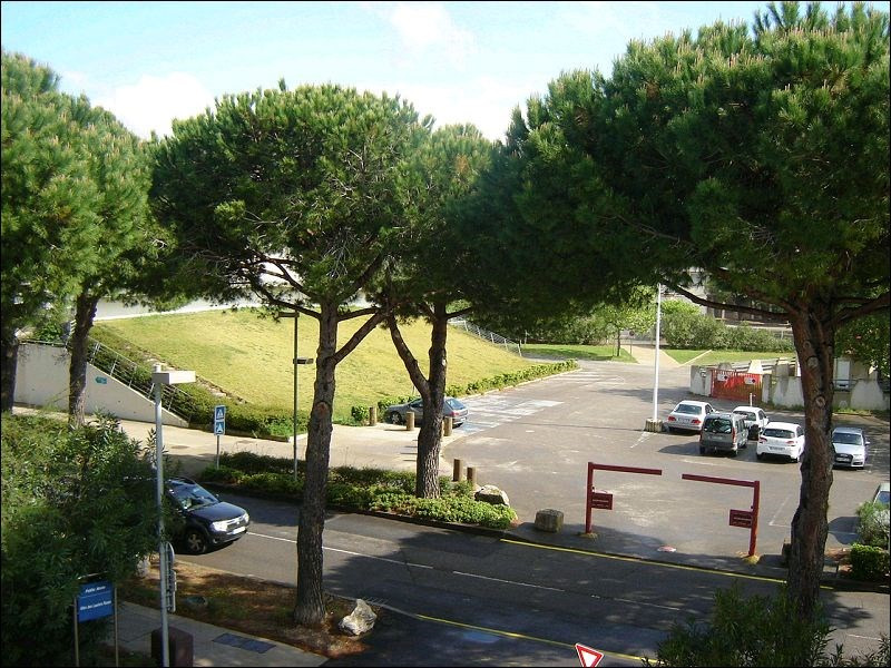 Location appartement La grande motte 770€ CC - Photo 1