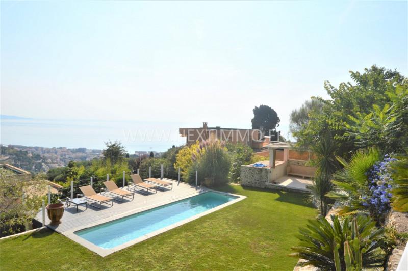 Venta de prestigio  casa Roquebrune-cap-martin 3180000€ - Fotografía 2