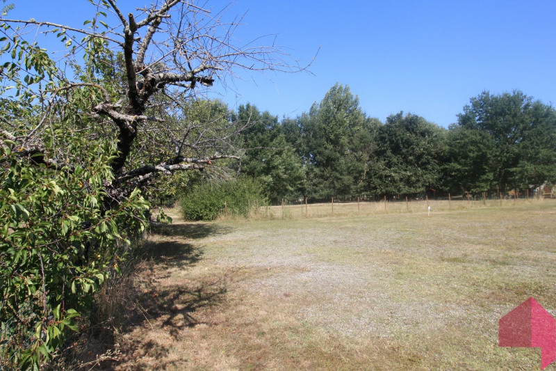 Venta  terreno Montrabe 99000€ - Fotografía 1