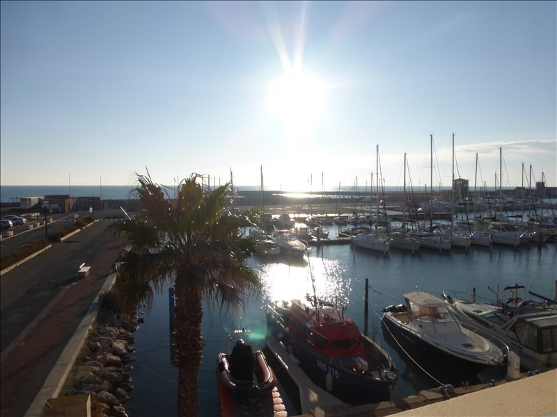Sale apartment Port barcares 109 000€ - Picture 3