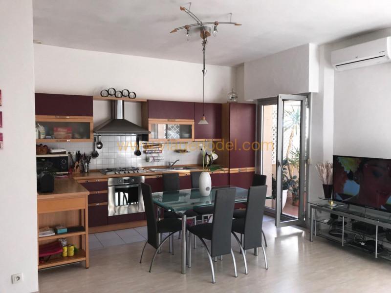 Lijfrente  appartement Nice 125000€ - Foto 6