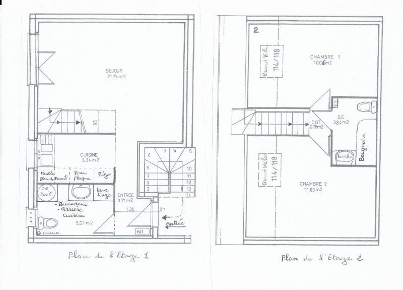 Vente appartement Rambouillet 259500€ - Photo 3