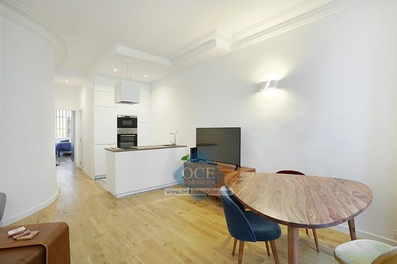 Vente de prestige appartement Paris 11ème 460000€ - Photo 2