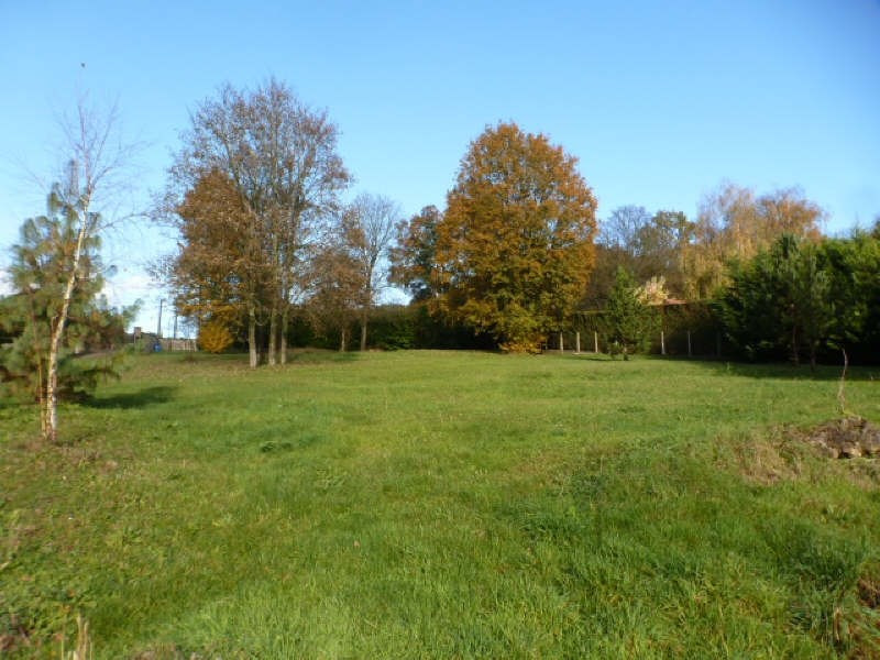Sale site Villeneuve sur bellot 76 000€ - Picture 1