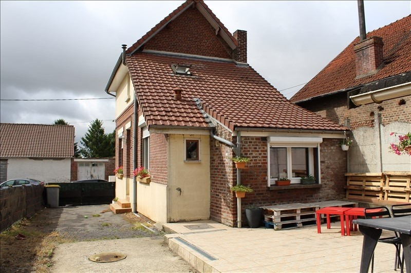 Vente maison / villa Bertincourt 76 000€ - Photo 1