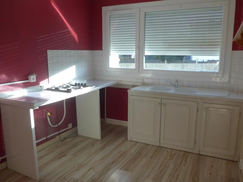 Sale apartment La roche sur yon 118 400€ - Picture 1