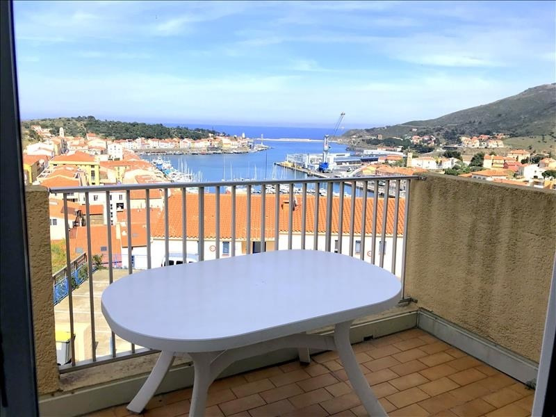 Sale apartment Port vendres 230 000€ - Picture 1