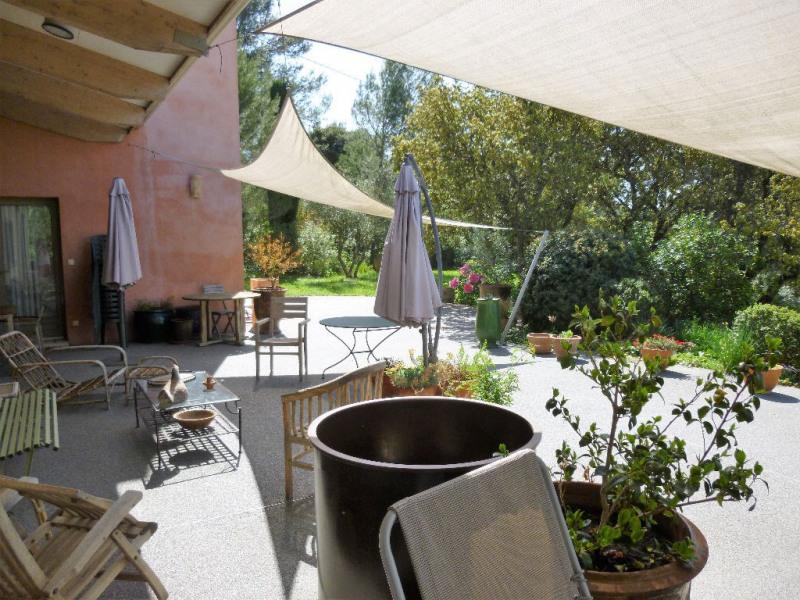 Vente de prestige maison / villa Nimes 595000€ - Photo 6