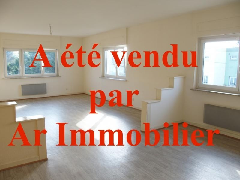 Vente appartement Habsheim 174 500€ - Photo 1