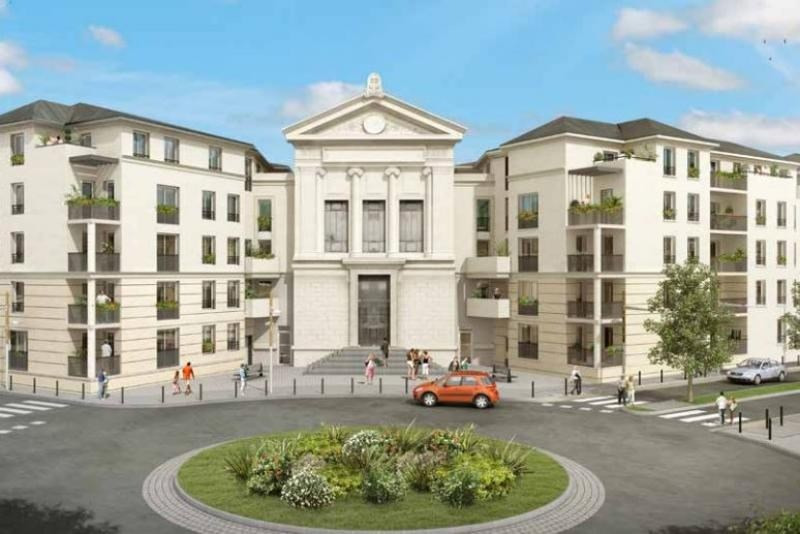 Vente appartement Corbeil essonnes 344 000€ - Photo 1