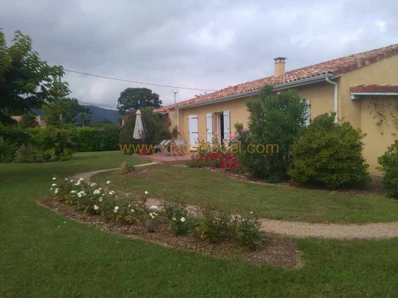 Life annuity house / villa Huos 53500€ - Picture 1