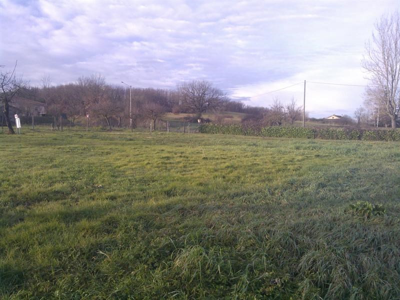 Vente terrain Villemur 39 000€ - Photo 1