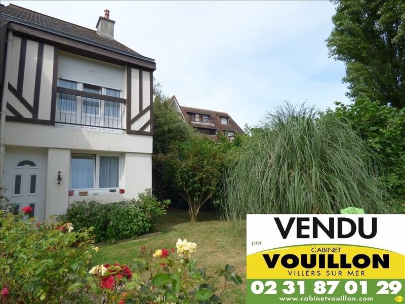 Sale house / villa Villers-sur-mer 222000€ - Picture 1