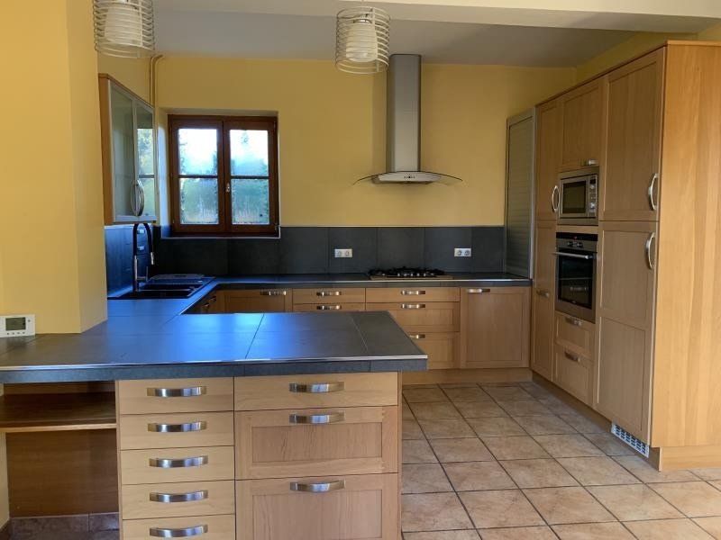 Vente maison / villa St jean de niost 335000€ - Photo 3