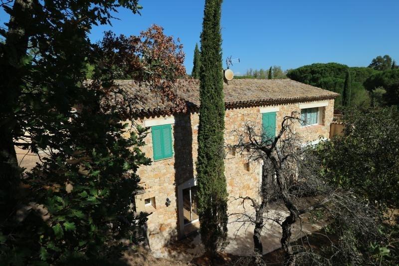 Vente de prestige maison / villa Roquebrune sur argens 1100000€ - Photo 1
