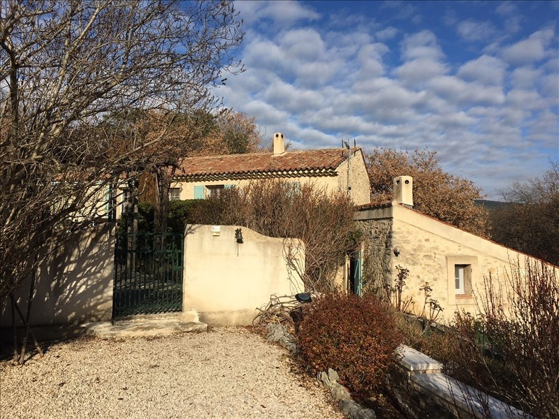Deluxe sale house / villa La bastide des jourdans 860 000€ - Picture 1