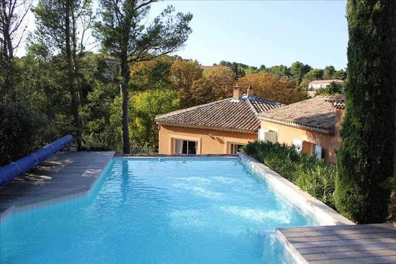 Vente de prestige maison / villa Villeneuve les avignon 695000€ - Photo 2